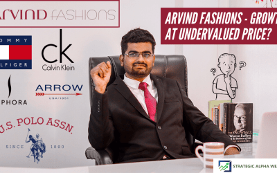 Arvind Fashions – Growth At Undervalued Price?