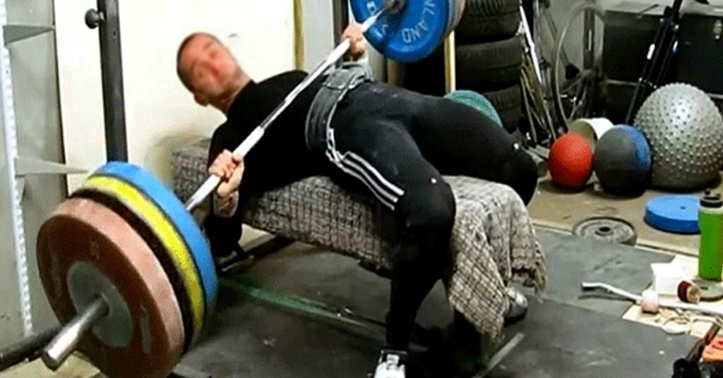 Workout Fail