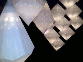 DIgital Crystal exhibition, Design Museum