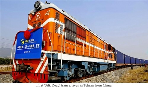 Silk Road Train