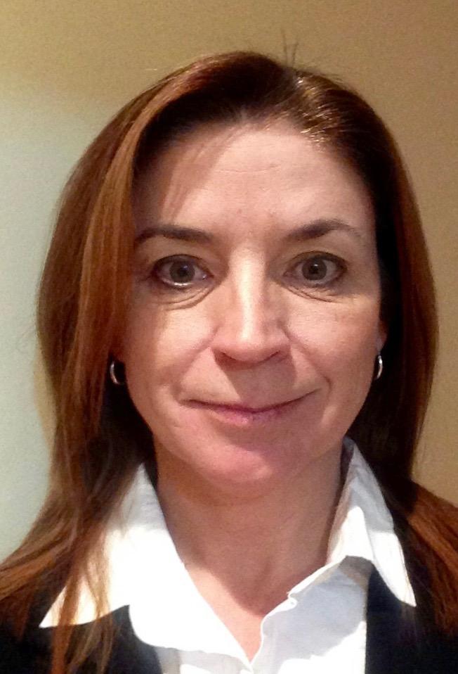 Carolyn Fleury Portrait