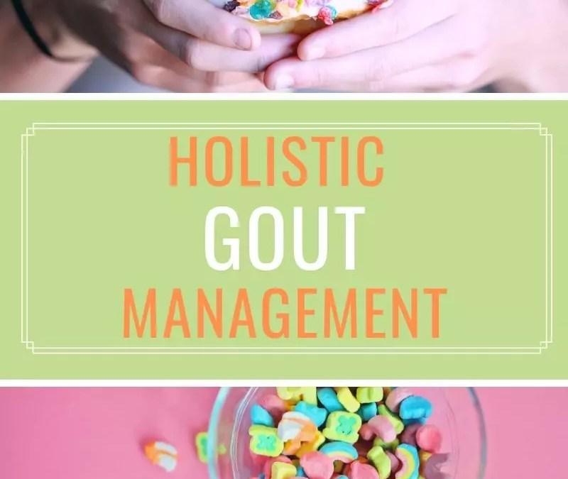 Manage Gout Naturally: HealingMatters 69