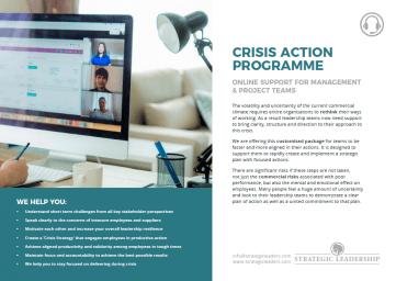 CRISIS ACTION PROGRAMME