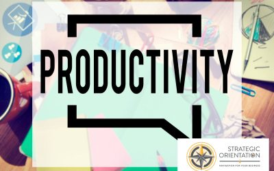Productivity in a New Reality