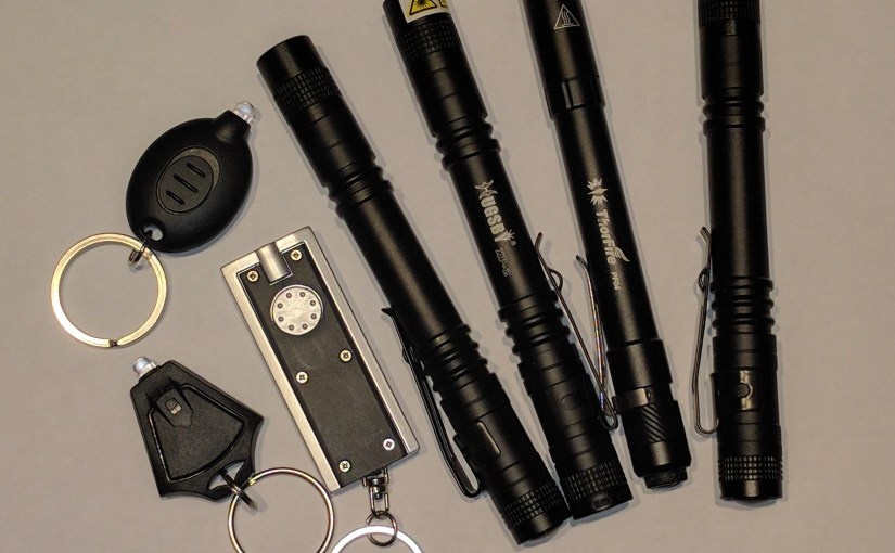 Everyday Carry (EDC) Flashlights