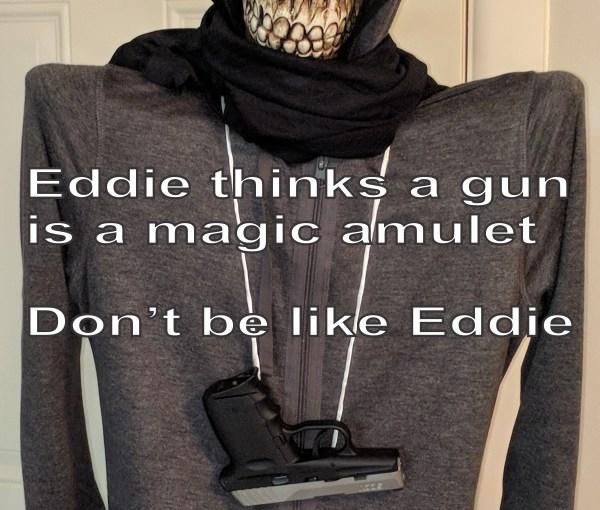 The Gun as a Modern Day Amulet