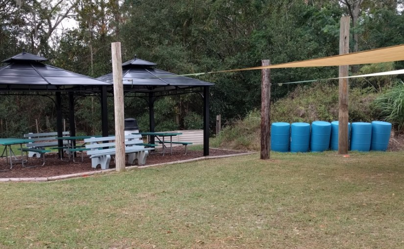 Range Gazebos and Shade Sails