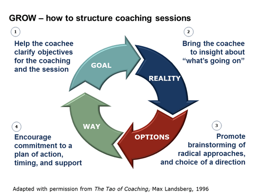 GROW Coaching Model - Strategies for Influence
