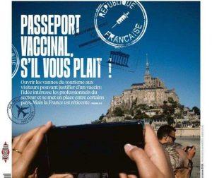 """Passeport vaccinal : des """"bulles de voyage"""" entre la Grèce et Israël"""