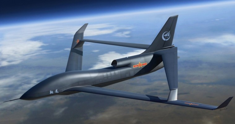 China's ingenious 'death zone' spy drones near invisible to radar 1