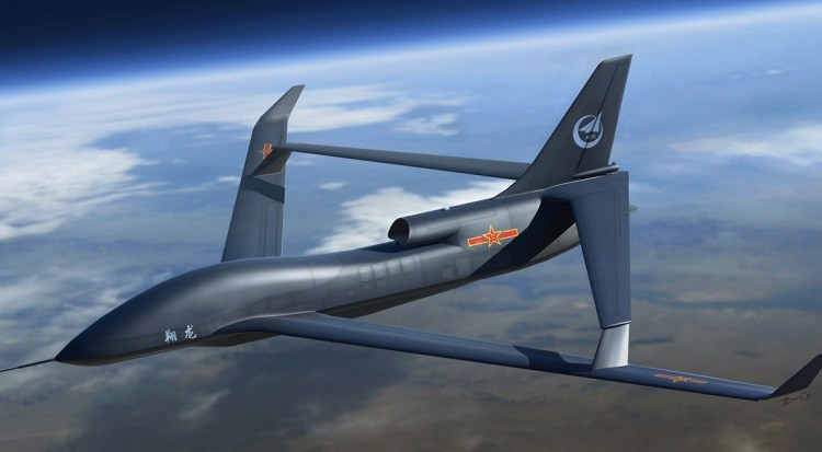China's ingenious 'death zone' spy drones near invisible to radar 13