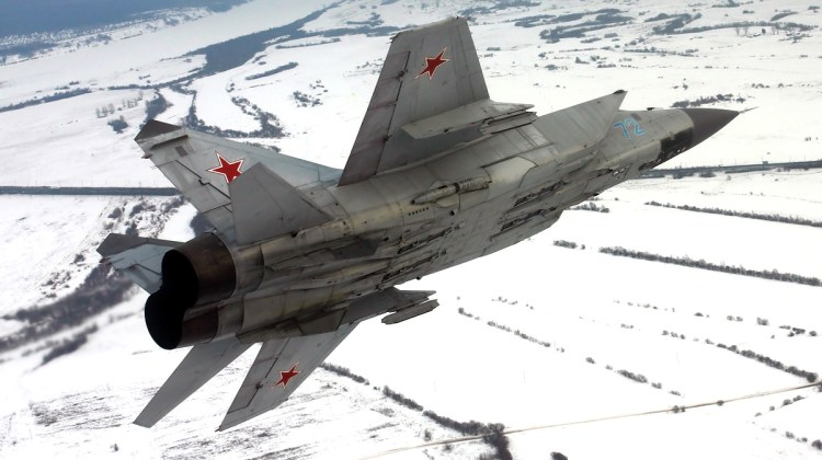 """""""MIG-25 & MIG-31 