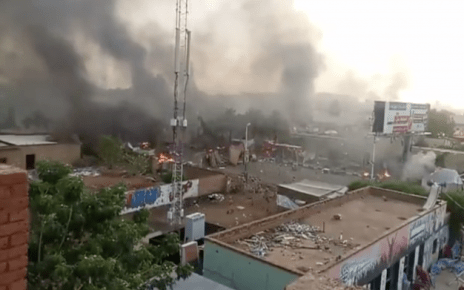 Sudan: At Least 13 killed after Military tries to break-up Sit-In 24