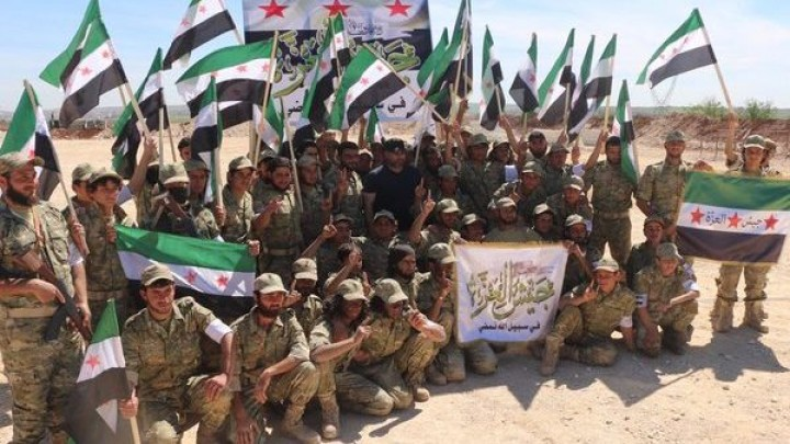 Syria Boils Over While Iran Heats Up - By Steve Brown 4