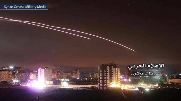 Israel Expands Strikes in Syria after Deal with Russia on Iran..? - By Steve Brown 66