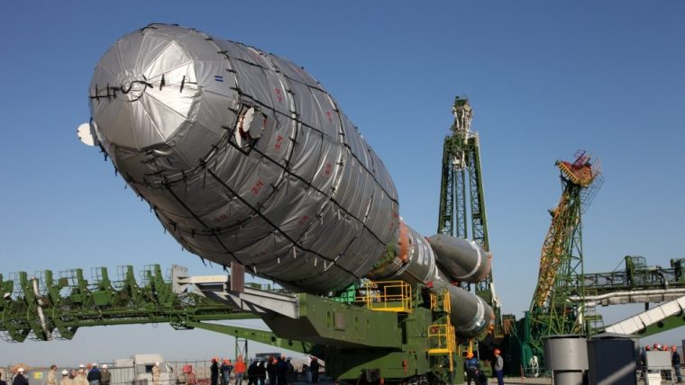 Soyuz-2.1b launches Meteor M n°2.2 and 32 other satellites 1