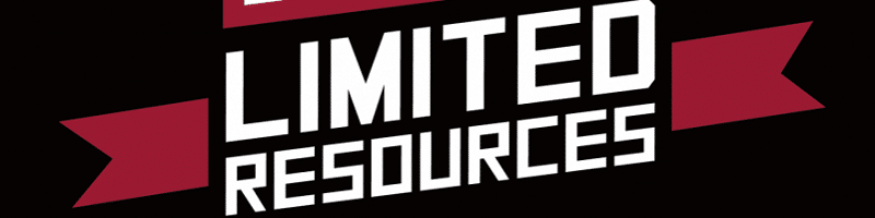 Limited Resources podcast