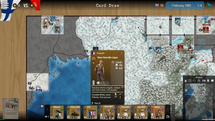 SGS Winter War - Allied intervention