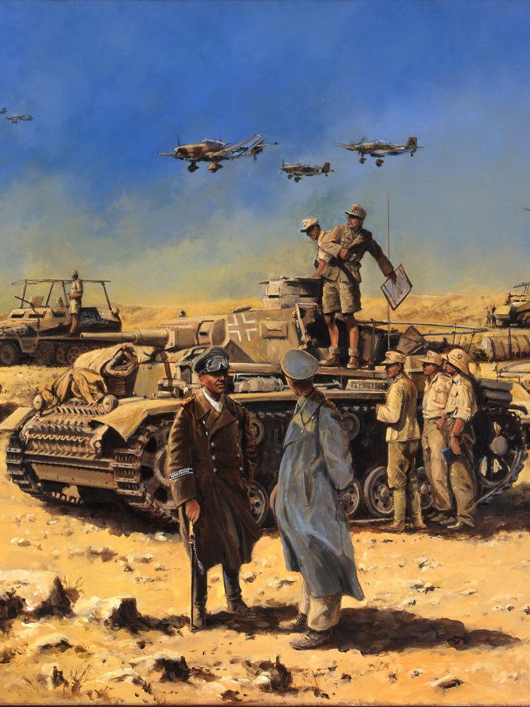 SGS – Afrika Korps