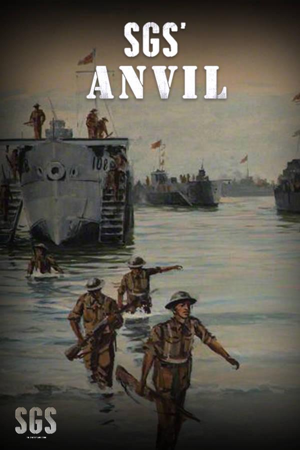 SGS - Anvil