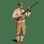 SGS Afrika Korps - Tunisia - US infantry