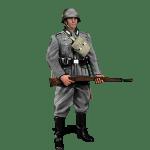SGS Seelöwe - German infantry