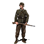 SGS Fall Weiss - German infantry