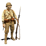 SGS Glory Recalled - Japanese infantry