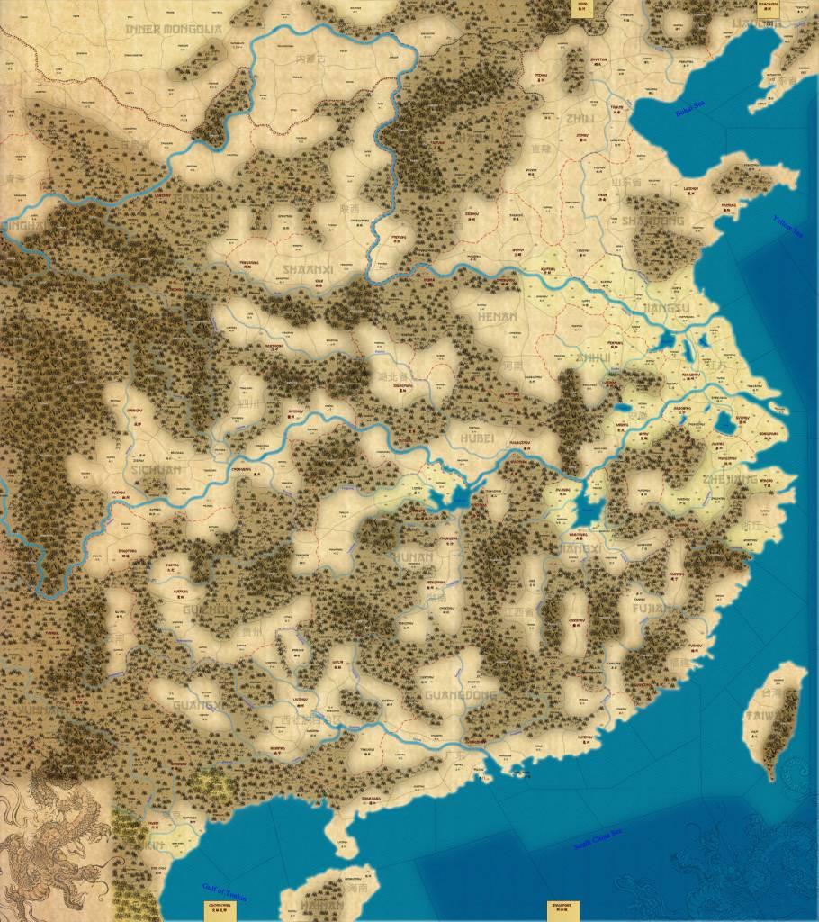 SGS Taïpings - map