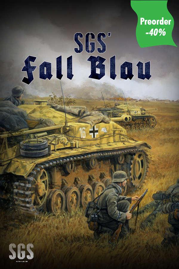 SGS Fall Blau