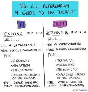 #Brexit: How did it even become a thing?