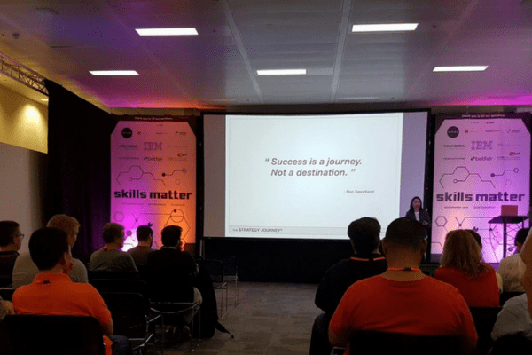 Why Strategy Drives Tech: Speaking at the Umbraco UK Festival 2016