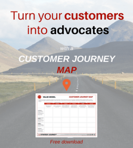 STRATEGY JOURNEY Customer Journey Map
