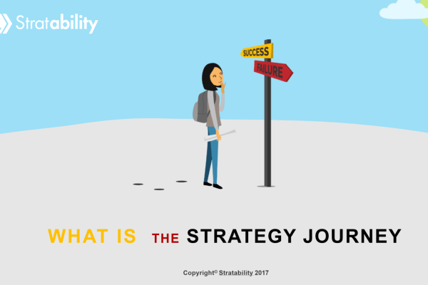 What is The STRATEGY JOURNEY framework? – An introduction [VIDEO]