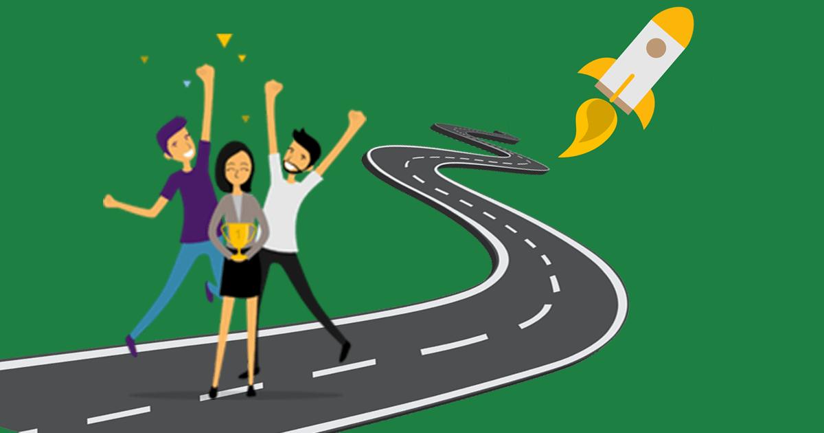 Strategy journey - Customer Stickiness by Stratability