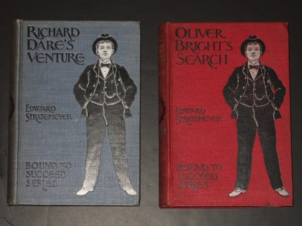 Richard Dare and Oliver Bright