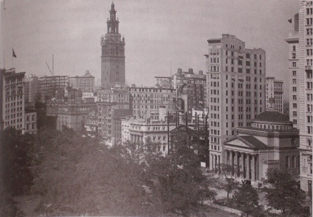 Pullman Building, New York, Madison Square