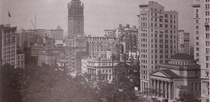 Pullman Building, New York, Madison Square