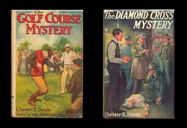 Chester K Steele Mysteries
