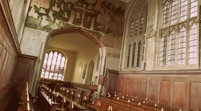 Visit The Guild Chapel