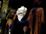 Costumes on display at The Play's The Thing ©Stratfordblog.com