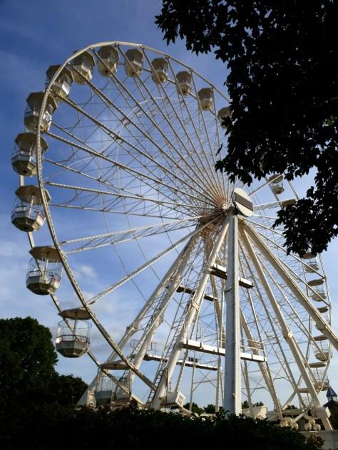 The Stratford-upon-Avon big wheel ©Stratfordblog.com