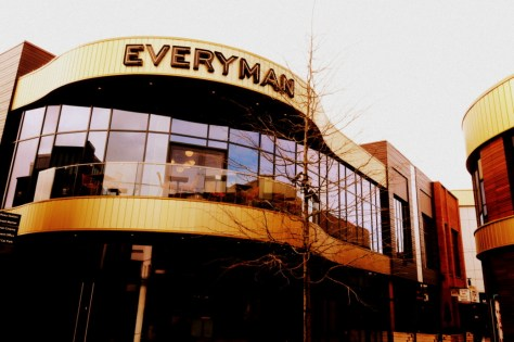 Everyman Cinema: one of 5 best pushchair-friendly cafes in Stratford-upon-Avon ©Stratfordblog.com