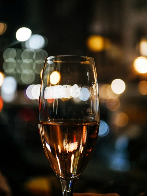 Bottomless Bubbles at The Encore - one of the top 5 drinks experiences in Stratford-upon-Avon