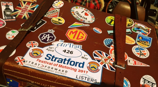 Stratford Festival of Motoring gallery
