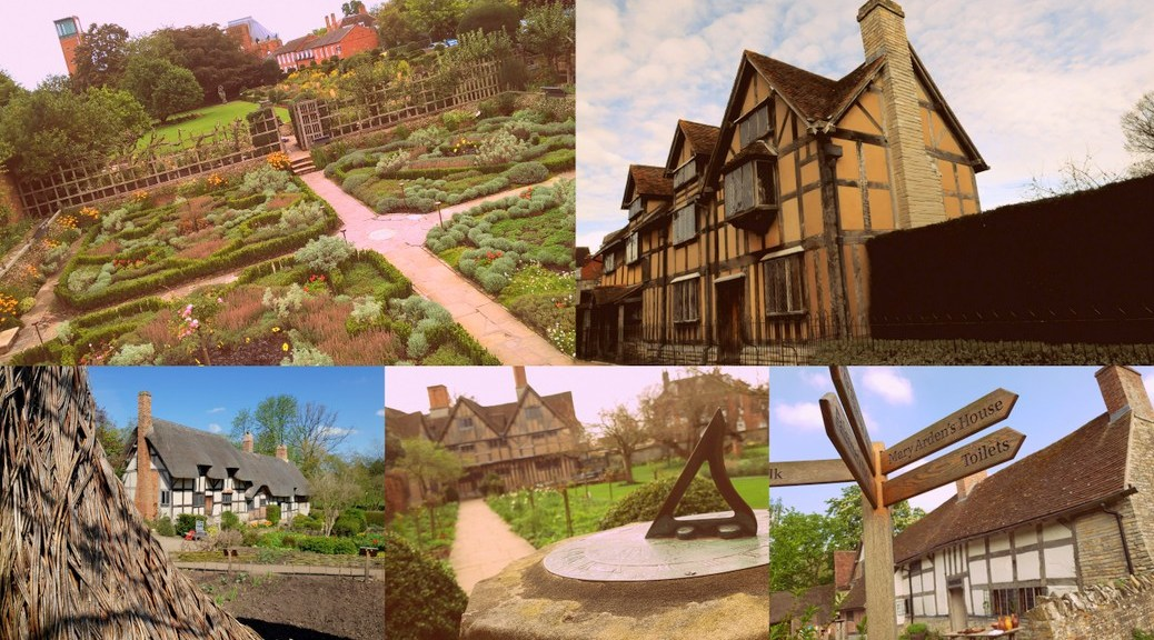 Top 5 reasons to buy a Shakespeare Family Homes annual pass ©Stratfordblog.com