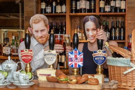 The Townhouse is running a few special offers ahead of a viewing of the Royal Wedding in Stratford-upon-Avon