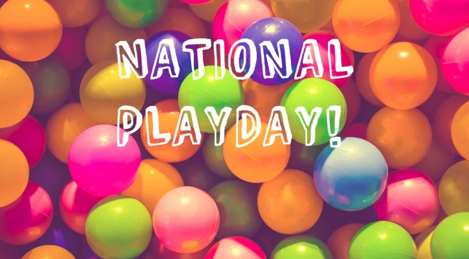 Find out about National Playday in Stratford-upon-Avon