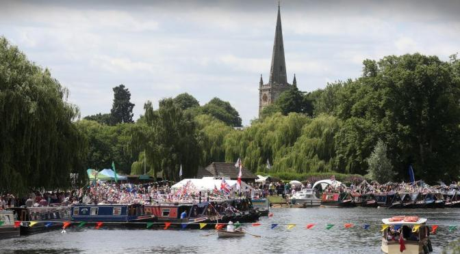 Stratford River Festival, part of What's on in Stratford this weekend June 29-July 1