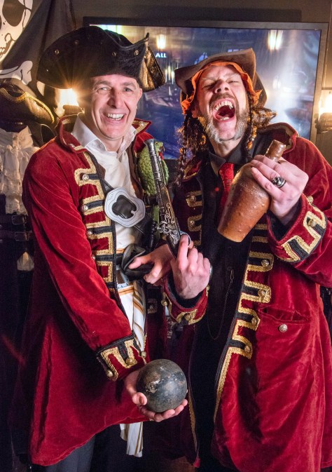 Pirate-inspired fun at this year's Stratford River Festival